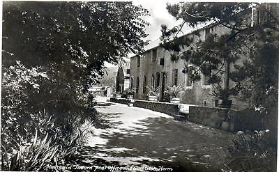 Mermaid Tavern Post Office Golf Club Herm RP old postcard 1929 Guernsey Press
