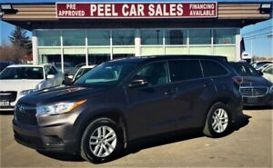 2015 Toyota Highlander LE|AWD|REARVIEW|