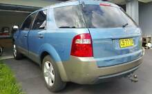 7 seats 2006 Ford Territory Wagon St Marys Penrith Area Preview