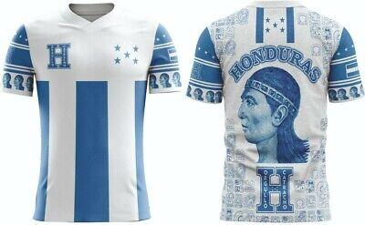 55894bf3e Honduras Soccer Jersey with Desing Playera con diseño de Honduras