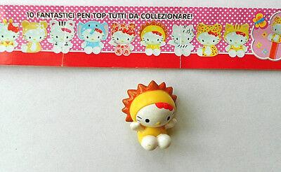 """Dolci Preziosi Hello Kitty - Pentopper """" Hello Kitty 7 - Löwe """" mit BPZ 2011"""