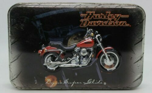 Harley Davidson Motorcycles Collectors Playing Cards Limited Edition Tin