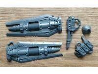 Questoris  Multi-Laser Imperial Knight upgrade kit