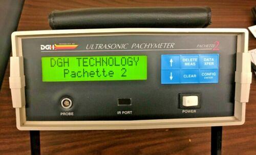 **DGH Ultrasonic Pachymeter Pachette 2 DGH-550**