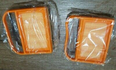 2 Pack Air Filter Stihl Ts410 Ts420 42381410300 Concrete Saw Usa Seller
