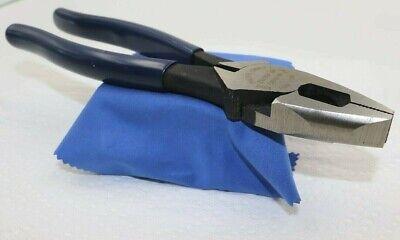 Klein Tools Linemans Pliers D213-9ne W2