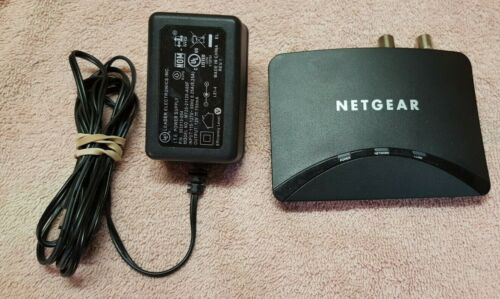 Netgear MoCA Coax to Ethernet Adapter MCA1001 v2 Coax-Ethernet Adapter & Plug