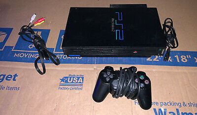 PS2 Playstation 2 Fat Console Tested/Working