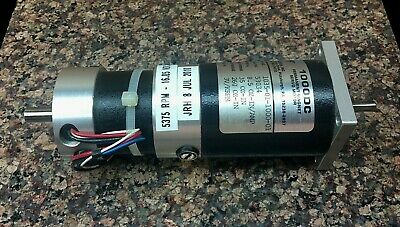 Aerotech 1035-01-1000-01 Magnet Servo Motor 1035dc Used Working