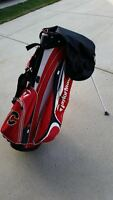 Taylormade Golf Bag with Bonus
