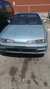 1990 Acura Integra Coupe (2 door) PART OUT !