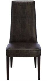 Barker & Stonehouse Galicia Bi-Cast dining chair