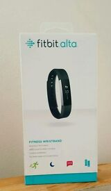 FitBit Alta Fitness Tracker (Size L/XL, New & Boxed)