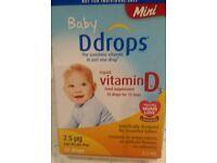 Baby multi D drops 0.5 ml