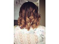 Mobile hairstylist. Cut/blow dry service/gel nails
