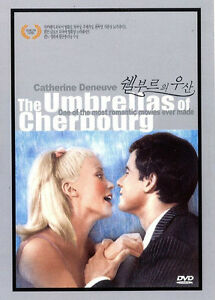The Umbrellas of Cherbourg (1964) New Sealed DVD Catherine Deneuve