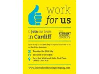 Facilities Assistant- Cardiff