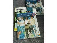 English language AS/A2 AQA