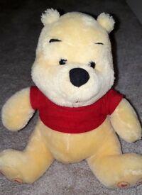 Talking Winnie the Pooh