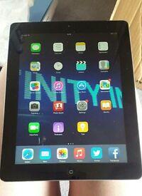 Apple Ipad 3rd Generation 32GB Black with Cellular (unlocked)