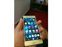 sony xperia x... Limegold unlocked.. Excellent condition £170