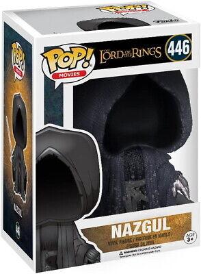 Funko POP! El Señor de los Anillos: Nazgûl