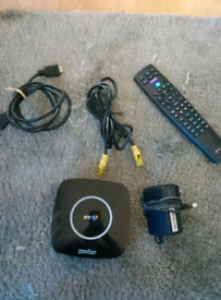 Bt TV box and accessories