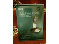 New Cordless Digital Telephone with answering machine