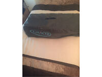 Graco baby travelling cot