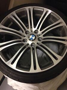 BMW High Performance Summer Tires and Rims