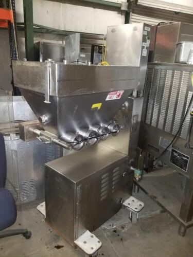 Moline depositor inline filler all stainless 1-6 Month Guarantee & Shipping