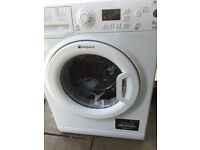 Hotpoint WMSFG621P 6kg eco washing machine boat barge studio small form compact flat free local del.