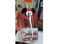 New & Unused - Plastic Mickey Mouse Tumblers (Box of 6) - Free Postage