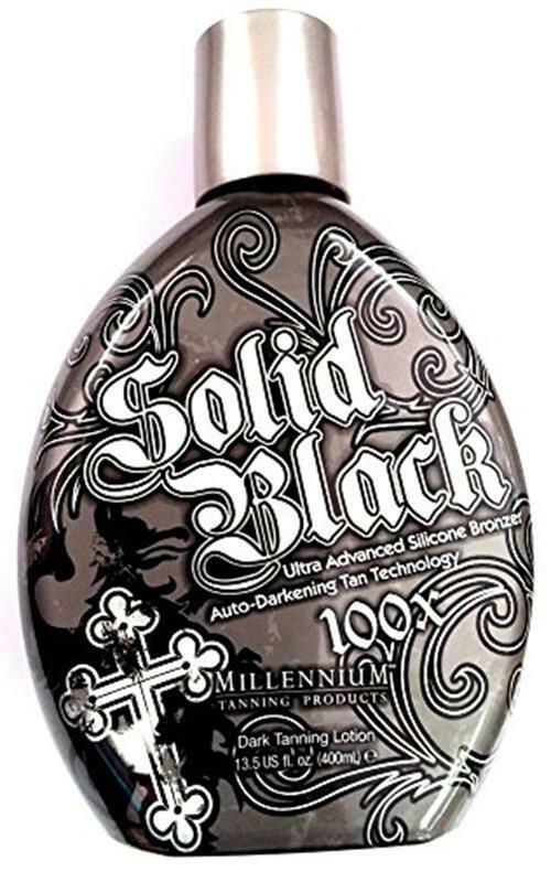 solid black bronzer indoor dark