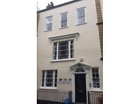 Newly Refurbished Serviced Offices in Grade II Listed Building in sought after address