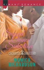 Second Chance Seduction (The Talbots of Harbour Island)-ExLibrary