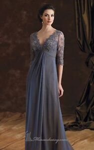 Mother of the Bride Gown by Mon Cheri-sz 18