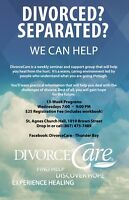 DivorceCare - Support Group