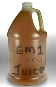 Probiotic Eco Juice and Microbial Biomass Soil/Compost Testing
