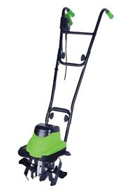 Handy THET-A Electric 800W Mini Tiller (Rotovator / Cultivator) + WARRANTY!