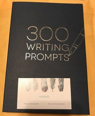 300 WRITING PROMPTS  BRAND NEW! - The Real Thing!! Piccadilly!! FREE SHIPPING!!! ()