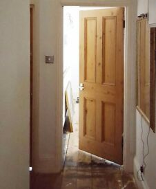 Six Beautiful Original Reclaimed Victorian Doors