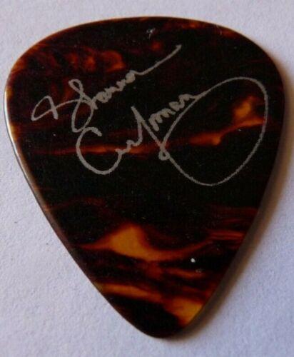 Shannon Curfman Vintage Rare Tortoise Concert Tour Issued Guitar Pick