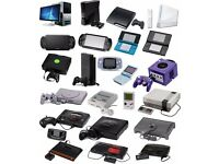 ***WANTED*** Retro Games Consoles ***INSTANT CASH PAID***