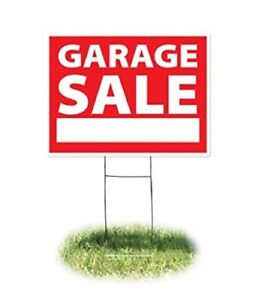 GARAGE SALE - Furniture/kitchen/electronics and much more...