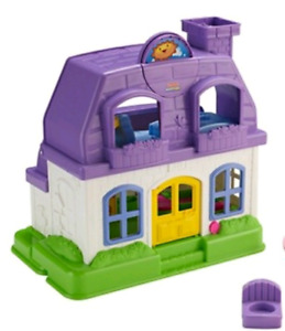 Fisher Price Little People Happy Sound Home