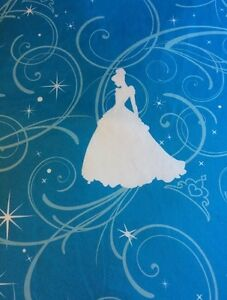 Disney Princess Night Sparkles Full Size Sheet Set Pillowcases London Ontario image 3