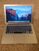 MacBook Air 13 Inch Mid 2013 Amazing Condition