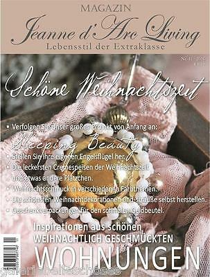 Reservierung Jeanne d'Arc Living Magazin 11 2016 Shabby Chic November Vintage