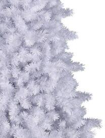 White Christmas tree!!!!